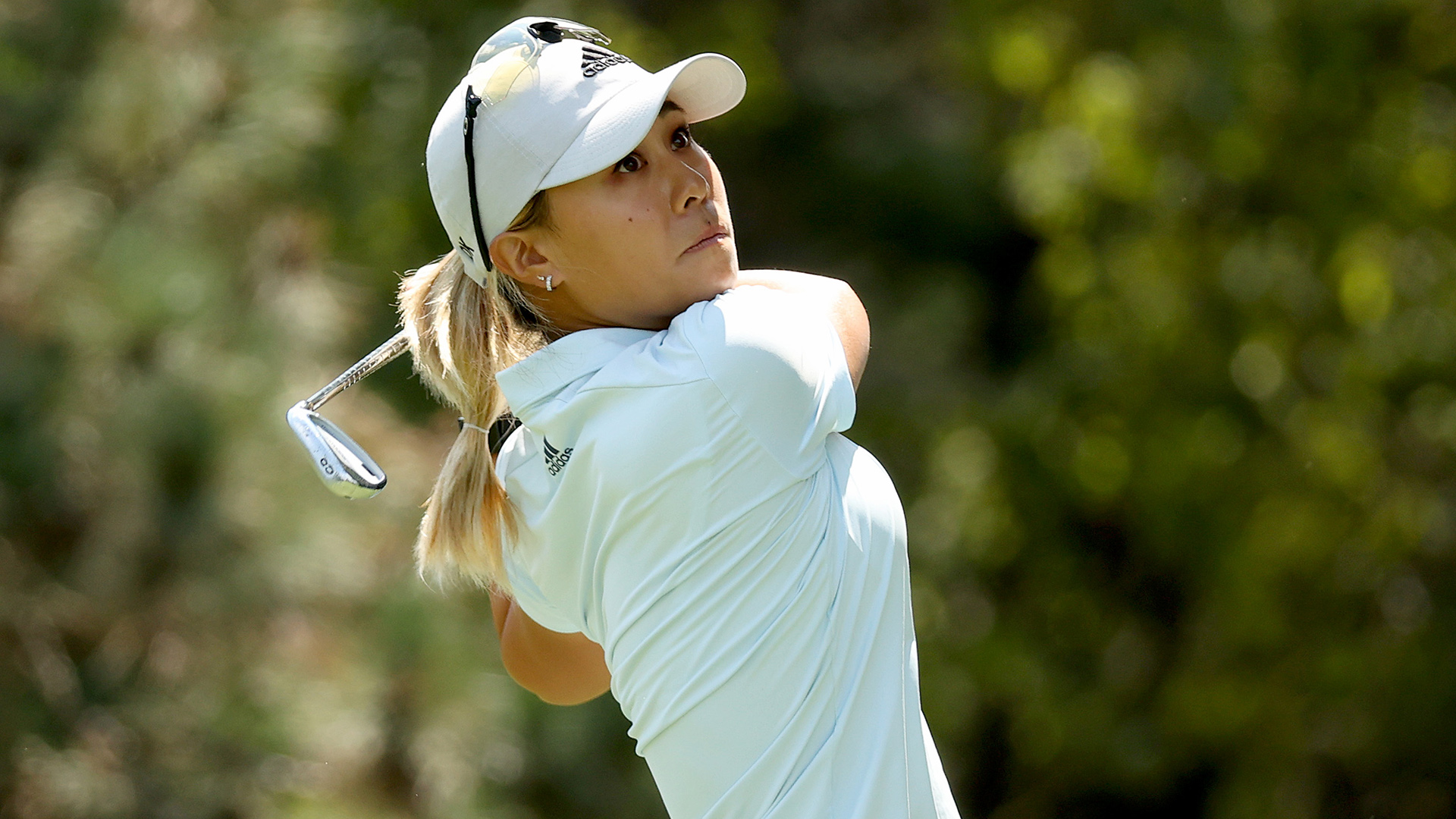 Going for third straight win, Danielle Kang uncomfortable