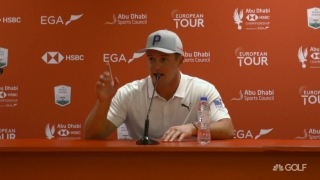 DeChambeau says all the right things about pace policies