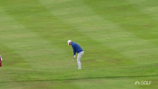Highlights: Law (64) sets pace in return at British Masters