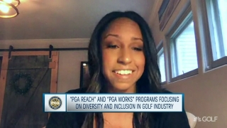 Race and Sports in America: Moving golf forward through PGA Works