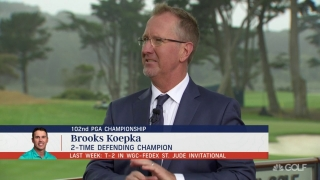 Too many voices? Duval explains Koepka's coaching circle