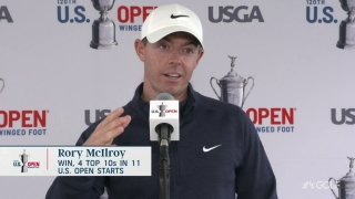 Rory's first walk around Winged Foot: 'Loved what I saw'