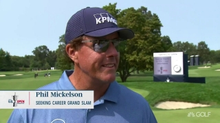 Mickelson's Winged Foot strategy goes from miss big to don't miss