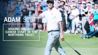 Statistically Speaking: Scott to make 15th start in The Northern Trust