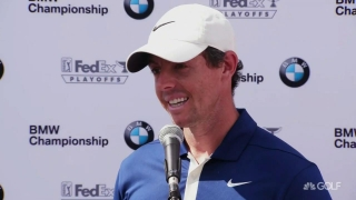 Rory: 'I want to be 10 under' on first tee at East Lake