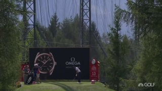 Highlights: Hole-in-one! Paratore aces No. 13 at Euro Masters