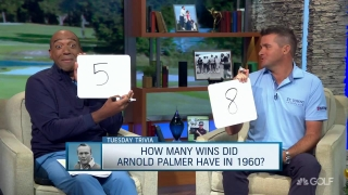 Tuesday Trivia: Who knows Arnie better, Damon or Sam?