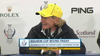 Would Matthew rank a Solheim Cup win over a major triumph?