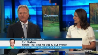 Cook: Rahm's break gave him much needed 'mental rest'