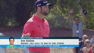 Isenhour: Rahm has tools, maturity to win majors
