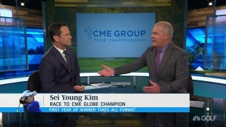 Isenhour: LPGA should shrink number of players eligible for $1.5M