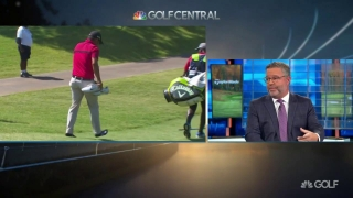 Who needs shoes? Larrazabal's 'blistering' finish at Alfred Dunhill