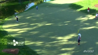 Highlights: Henley ascends to top of leaderboard at Shadow Creek