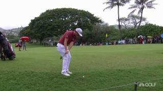 Smith catches Steele forcing playoff in Hawaii