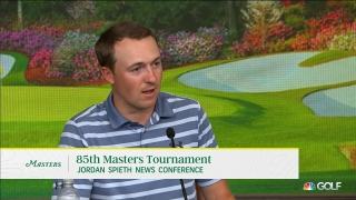 Spieth taking his career 'one shot at a time'