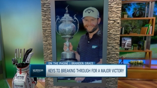 Grace on SA Open win: 'This is one I really wanted'