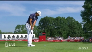 Shots of the week from the Rocket Mortgage Classic