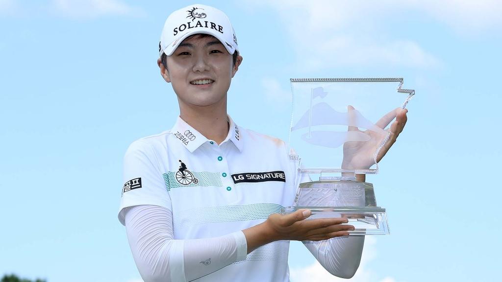 Walmart NW Arkansas Championship: Sung Hyun Park