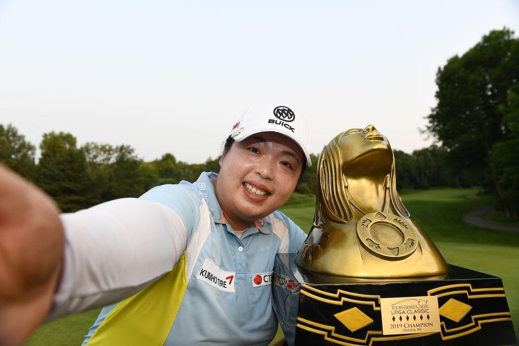Thornberry Creek LPGA Classic: Shanshan Feng