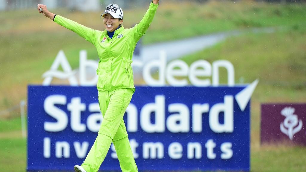 Aberdeen Standard Investment Ladies Scottish Open: Mi Jung Hur