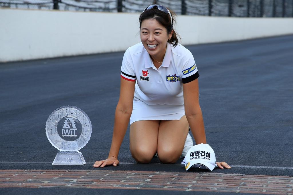 Indy Women In Tech Championship: Mi Jung Hur