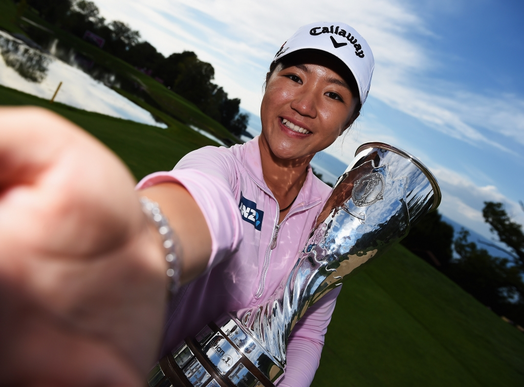 Lydia Ko becomes youngest to win a major at age 18