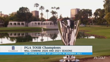 PGA TOUR Champions to combine 2020 and 2021 seasons