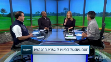 What can the PGA Tour can do to combat slow play?