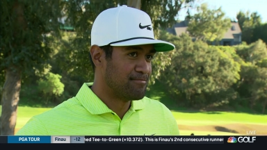 Finau's final round bittersweet at The Genesis Invitational