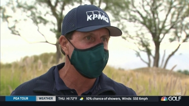 Phil Mickelson 'excited to get back and compete'