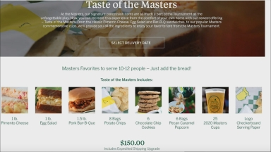 Grill Room: A 'Taste of the Masters' at home