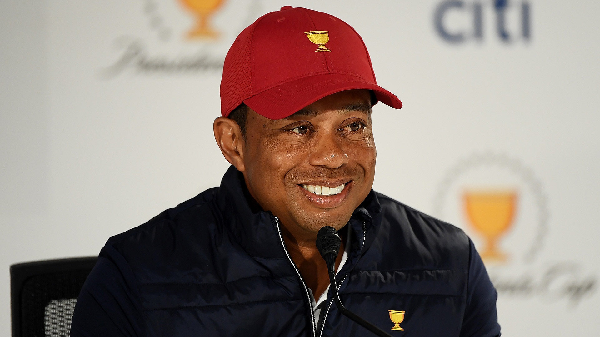 Tiger putting team first when it comes to his 'playing ...