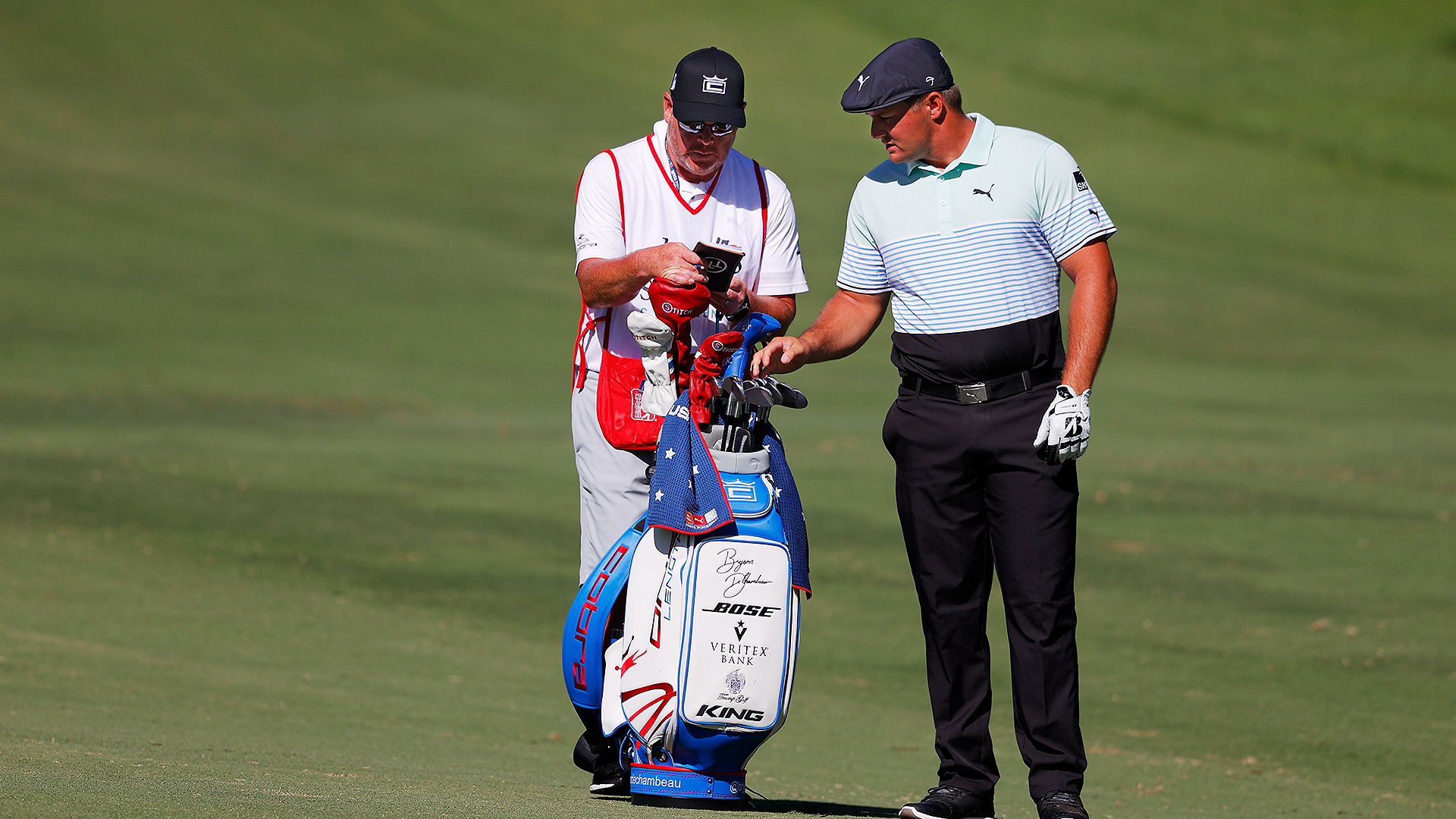 Players and caddies adapting - or not - to PGA Tour's new ...