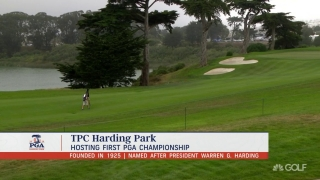 Leonard: TPC Harding Park best suited for player accurate off tee