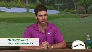 Playing Through Change: Wolff trying to join Fuzzy in Masters history