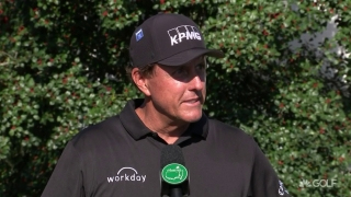 Playing Through Change: Mickelson eyes weekend run at Masters
