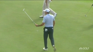 Highlights: Garcia opens with 68 in KLM Open debut
