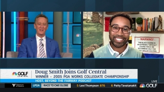 Doug Smith explains importance of PGA WORKS Collegiate