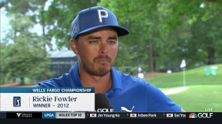 Fowler looking to worry less, 'play golf' more