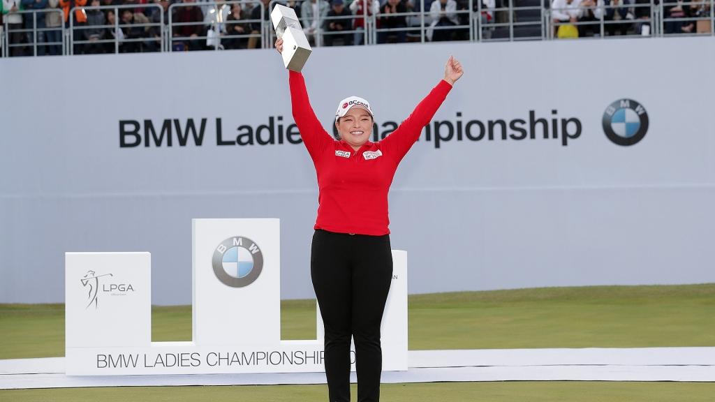 BMW Ladies Championship: Ha Na Jang