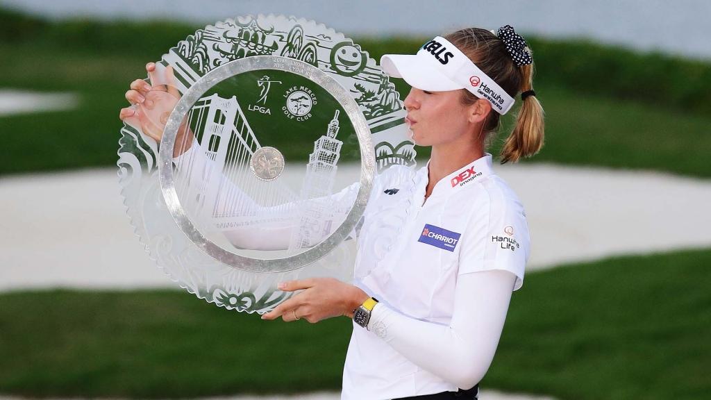 Swinging Skirts LPGA: Nelly Korda